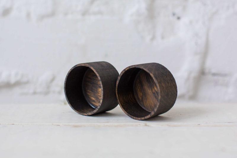 Доски She Деревянный соусник маленький 450 руб